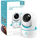HeimVision 3MP Security Camera, HM202A Wireless WiFi Camera with Smart Night Vision/2 Way Audio/Motion Detection, Home Indoor