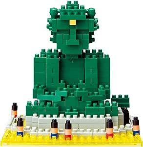 ナノブロック 鎌倉の大仏