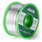 AUSTOR 0.8mm Lead Free Solder Wire with Rosin Core