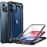 SupCase Unicorn Beetle EXO Pro Series Case for iPhone 12 / iPhone 12 Pro (2020 Release) 6.1 Inch, with Built-in Screen Protec