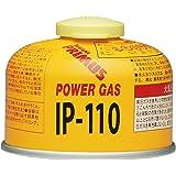 PRIMUS(プリムス) GAS CARTRIDGE 小型ガス IP-110 ガス缶 OD缶 アウトドア 登山 ガスカートリッジ