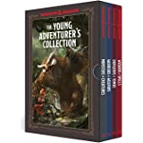 The Young Adventurer's Collection [Dungeons & Dragons 4-Book Boxed Set]: Monsters & Creatures, Warriors & Weapons, Dungeons &