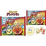 栗山米菓 アンパンマンのおせんべいアソート 42枚×2袋