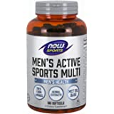NOW Sports Men's Extreme Sports Multi,180 Softgels