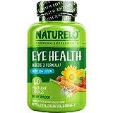 NATURELO Eye Health Formula - 60 Vegan Capsules