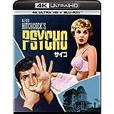サイコ 4K Ultra HD+ブルーレイ[4K ULTRA HD + Blu-ray]