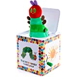 THE WORLD OF ERIC CARLE Jack in A Box: Very Hungry Caterpillar