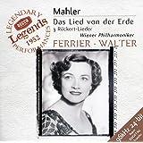 Mahler: Das Lied von der Erde / Bruno Walter