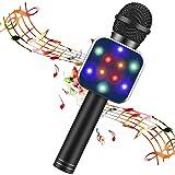 BlueFire Wireless Bluetooth Karaoke Microphone 5 in 1 Handheld Karaoke Microphone Portable Bluetooth Speaker Home KTV Player