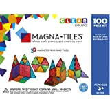 マグナタイル Magna-Tiles CLEAR 100ps #04300