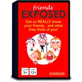 Friends Exposed - Party Game You Don't Want to Play