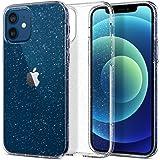 Spigen Liquid Crystal Glitter Designed for iPhone 12 Case (2020) / Designed for iPhone 12 Pro Case (2020) - Crystal Quartz