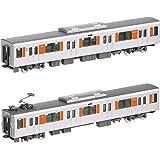 KATO Nゲージ 東武鉄道 東上線 50070型 増結セットB 2両 10-1594 鉄道模型 電車