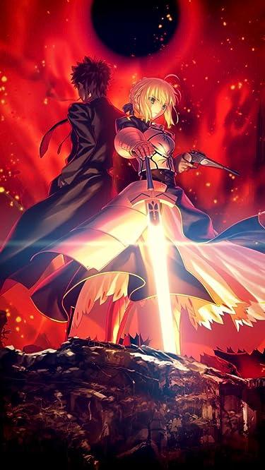 Fate  iPhone/Androidスマホ壁紙(640×1136)-1 - 衛宮切嗣,セイバー『Fate/Zero』