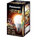 パナソニック LED電球 口金直径26mm プレミアX 電球40形相当 電球色相当(4.9W) 一般電球 全方向タイプ 密閉器具対応 LDA5LDGSZ4AN