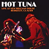 Live At New Orleans House Berkeley 9/69