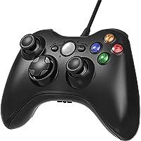 【2021人気版】xbox 360 コントローラー Diestord PC USB ゲームパッド 有線ゲームパッド Mi…