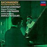 ラフマニノフ:ピアノ協奏曲第2番&第3番