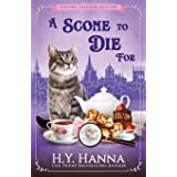 A Scone To Die For: The Oxford Tearoom Mysteries - Book 1 (1)