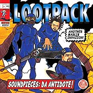 Soundpiecies: Da Antidote