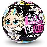 L.O.L. Surprise! Remix Fan Club – Re-Released Doll with 7 Surprises