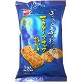 岩塚製菓 マカダミアナッツおかき 7枚 ×12袋