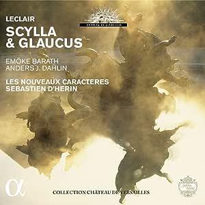 Leclair : Scylla & Glaucus