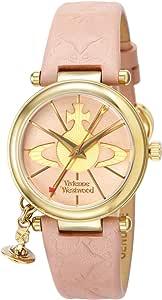 [ヴィヴィアンウエストウッド] 腕時計 VV006PKPK 並行輸入品 ピンク [並行輸入品]