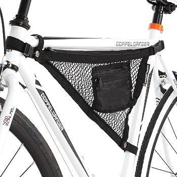 Amazon | JANDD(ジャンド) Frame pack BLACK フレームパック 自転車 小物 ...