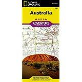 Australia Adventure Map: Travel Maps International Adventure Map