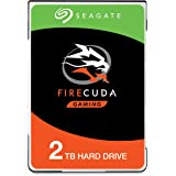 Seagate ST2000LX001 [2TB/2.5インチ内蔵SSHD] [7mm厚] FireCudaシリーズ / SATA接続 / バルク品