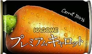 [Amazon限定ブランド] カゴメ プレミアムキャロット 糖度10・β-カロテン1.2倍 160g×30本