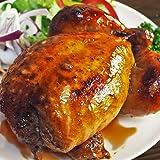 ローストチキン 丸鶏 照り焼き 1羽 惣菜 1.3kg ボリューム 肉 生 チルド ギフト パーティー