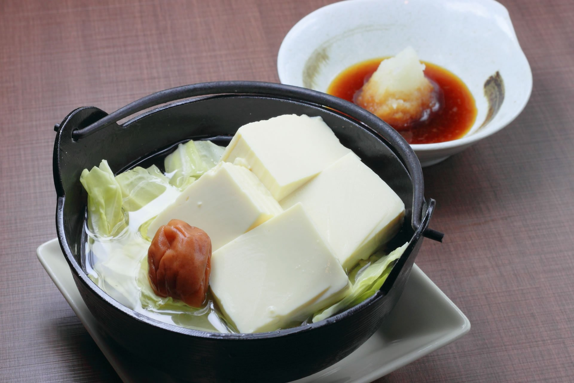 お鍋でいただく ごま豆腐 高野山 ギフトセット n-12