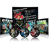 Shaun T's CIZE Dance Cardio Fitness DVD Package