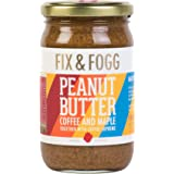 Fix & Fogg Gourmet Coffee and Maple Peanut Butter 275g
