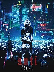 【Amazon.co.jp限定】HYDE LIVE 2019 ANTI FINAL(初回限定盤)(特典:トートバッグ(本体サイズ:約360×370×110mm)付)[Blu-ray]