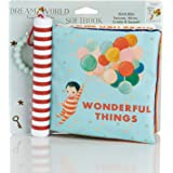KIDS PREFERRED 83001 The Wonderful Things You'll Be Soft Book for Babies