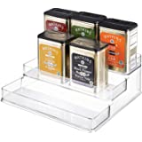 InterDesign 62130ES Linus Herb Rack Compact Cupboard Spice Rack
