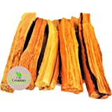 Palo Santo Smudging Sticks, High Resin Palo Santo, Holy Wood. Premium Certified Authentic, Wild Harvested Incense Stick for P