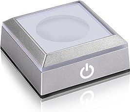 光るコースター LEDコースター ライトアップ