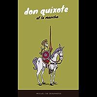 Don Quixote (EverGreen Classics) (English Edition)