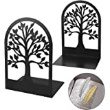 Book Ends,Book Ends to Hold Books,Decorative Bookends,Book Holder for Home Decorative,School Or Office,Heavy Metal Bookends.