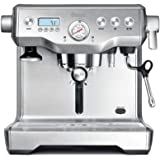 Sage BES920UK the Dual Boiler Espresso Machine - Silver
