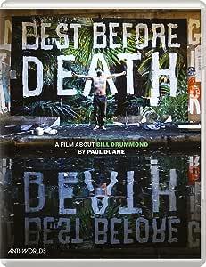 Best Before Death: A Film By Bill Drummond (Ltd Edition) [Blu-ray]