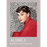 AUDREY WEEKLY CALENDAR 2021 ([カレンダー])