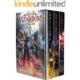 Fate of Wizardoms Box Set: An Epic Fantasy Saga, Books 4-6 (The Wizardoms Epic Book 2)