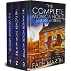 THE COMPLETE MONICA NOBLE MURDER MYSTERIES three utterly gripping cozy mysteries box set (Cozy crime and suspense mystery box