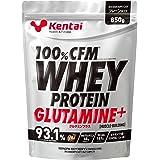 Kentai 100%CFMホエイプロテイン グルタミン+ プレーンタイプ 850g