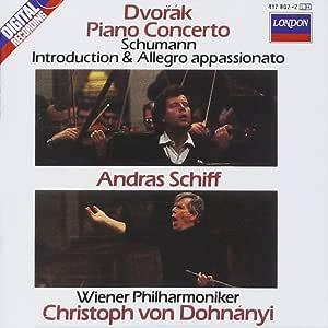 Dvorak/Schumann:Piano Conce